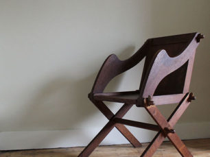 Antique Glastonbury chair